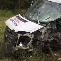 В аварии на Черлакском тракте обвиняют водителя пассажирского микроавтобуса