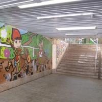 Подземные пешеходные переходы Омска готовы противостоять подтоплению