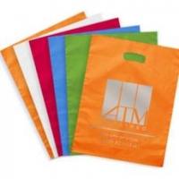 Изготовление малыми и большими тиражами пакетов с логотипом