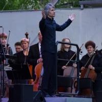 Омский оркестр подготовил бодрую музыкальную программу на марафон