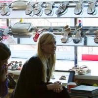 Омск с презентацией посетила представитель крупнейшего производителя итальянской обуви