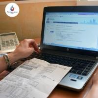 «Росводоканал Омск» принимает показания приборов учёта в течение всего месяца
