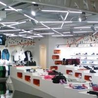 Как организовать освещение в магазине