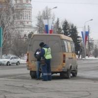 За остановку в неположенных местах омских частных перевозчиков начнут штрафовать с 15 июля