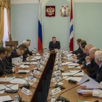 Бурков поручил создать до октября промышленную экологическую карту Омска