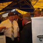 Состоялось торжественное открытие VIII агропромышленной выставки-ярмарки «Агро-Омск-2010»