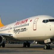 В Омске приземлился первый самолет из Стамбула