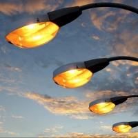 Корейские лампы протестируют на улицах 3-я Молодежная – 5-я Кордная