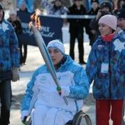 Омские участники паралимпийской эстафеты поделились своими впечатлениями