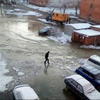 Специалисты ГО и ЧС отчитались о чрезвычайных ситуациях в Омске