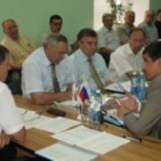 Состоялось выездное заседание штаба по обеспечению безопасности электроснабжения в Омской области