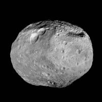 Ученые: на Весте есть кратеры искусственного происхождения