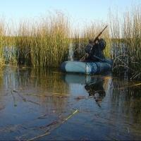 Двое мужчин утонули во время охоты в Омской области