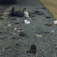 На трассе Омск-Новосибирск смертельное лобовое столкновение Toyota и грузовика