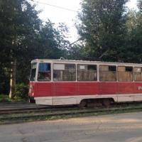 В Омске трамваи №9 прекратят движение на два часа