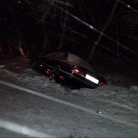 Ночью в Омске под колесами «Хонды» погиб пешеход