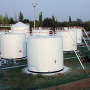 Резервуар новой конструкции возведен в «Газпромнефть-ОНПЗ»