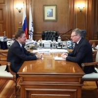 «Газпром» начал разрабатывать программу газоснабжения Омской области до 2025 года
