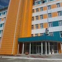Детский хирургический стационар открыли в Омске без помпы