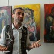 Молитва о цветах и детстве в картинах армянского художника