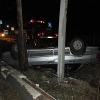 В Калачинске погиб пассажир ВАЗа
