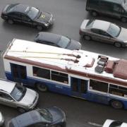 Движение по улицам Гагарина и Интернациональная сильно затруднено