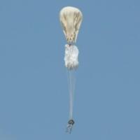 В Азовском районе у омича не раскрылся парашют во время прыжка