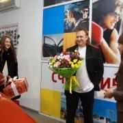 В Омске продали тысячу KIA