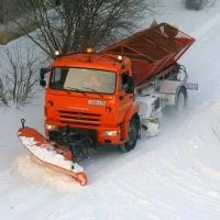 Обильный снегопад в Омске стал рекордным