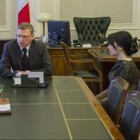 Главой Минюста Омской области стала 31-летняя выпускница ОмГУ