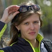 Евгения Данилова выйдет на старт Рождественского полумарафона