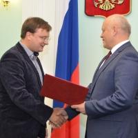 Молодые омские ученые получили свидетельства на получение президентских грантов