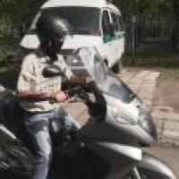 В страхе расстаться с мотоциклом омич заплатил 50 тысяч рублей долга по алиментам