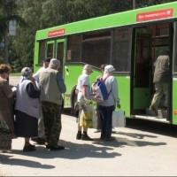 Теплая погода в Омске продлила работу садовых маршрутов