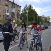 В Омске задержан вор велосипедов во время профилактической акции