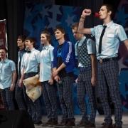 Омские команды КВН закончили свое выступление в Сочи