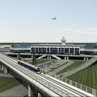 Бурков заверил на 100%, что аэропорт Омск-Федоровка будет построен