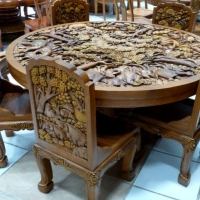 Изготовление мебели из дерева