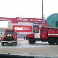 Посетителей омского «Континента» эвакуировали по ложной тревоге