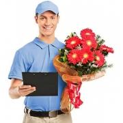 Услуги службы доставки цветов