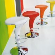 Металлические стулья для вашего бара