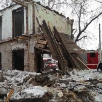 Расселенные аварийные дома Омска снесут до середины марта