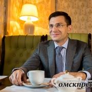 """Игорь Антропенко: """"Постараемся достроить Hilton к 300-летию Омска"""""""