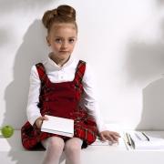 Современная школьная форма для девочек по оптовым ценам