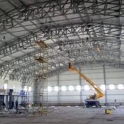 В Омской области начнут строить мгновенные дома