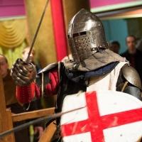В Омске прошли состязания рыцарей