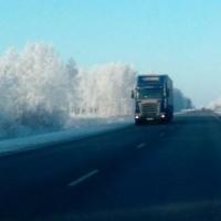 Дорогу на Казахстан из Омской области открыли
