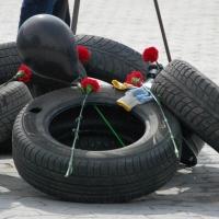 «Спасите Омск!» проскандировали омичи на митинге против плохих дорог
