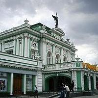 Омск вошел в топ-3 театральных городов России