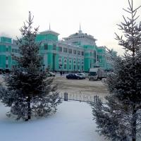 ОАО «РЖД» завершило основную реконструкцию ж/д станции Омск-Пассажирский